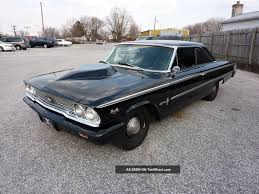 galaxy mustang 1963 1 2 ford galaxie 500xl fastback big block 390 v8 4 speed
