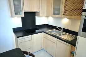meuble cuisine inox bross meuble cuisine inox bross trendy attrayant plaque inox brosse pour