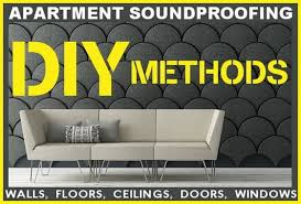 Soundproofing Rugs Apartment Soundproofing Methods Wall Floor Ceiling Window