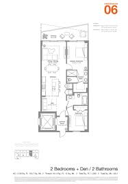 Parkland Residences Floor Plan by Icon Bay Riteway Properties Lll Inc