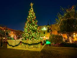 Christmas Laser Light Show Holiday Laser Light Show Offers Free Fun In Historic Downtown