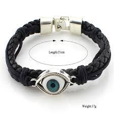 fashion evil eye bracelet images 2017 fashion evil eye hamsa hand religious charm blue beads lucky jpg