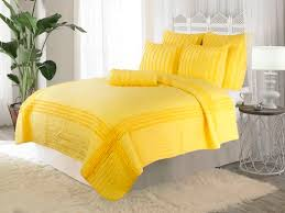 Dena Home Bedding Cloud Yellow Quilt Collection By Dena Home Beddingsuperstore Com