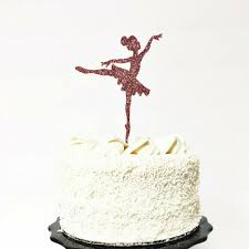 ballerina cake topper ballerina cake topper jollity co party boutique