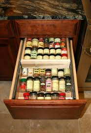kitchen cabinet spice racks spice racks for kitchen cabinets