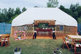 yurt my wedding