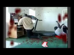 Treadmill Meme - guy falls of treadmill meme poor kirby takes the brunt youtube