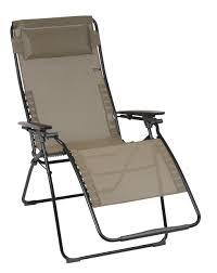 lafuma futura clipped multi position outdoor recliner u2013xl bronze mesh