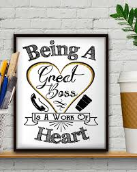 being a great is a work of gift for