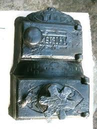 Pot Belly Stove With Glass Door by Wood Stove Door Ebay