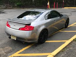 fs 2006 g35 coupe dg mint condition central nj g35driver