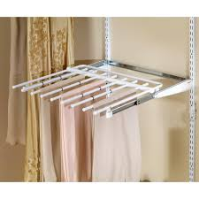 Menards Wall Shelves Closets Rubbermaid Closet With Shoes Rack And Shelves For Home