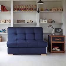 Navy Blue Tufted Sofa Sofa Blue Leather Loveseat Navy Blue Settee Blue Tufted Sofa