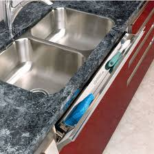 Stainless Steel Caravan Slide Out Kitchen 2 Drawers Sink Bench Kitchen And Vanity Sink Front Tip Out Stainless Steel Trays By