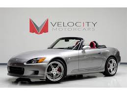 Honda S2000 Sports Car For Sale 2001 Honda S2000 For Sale In Nashville Tn Stock H004799c