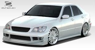 lexus is300 turbo kit uk 2000 2005 lexus is series is300 duraflex v speed 2 front bumper 1