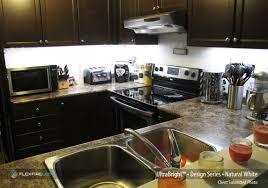 kitchen creative led strip lights for under kitchen cabinets