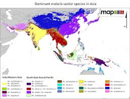 Maps Asia by Browse Resources U2013 Malaria Atlas Project