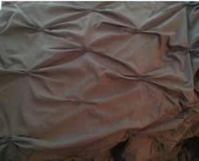 West Elm Pintuck Duvet Cover West Elm Pintuck Bedding Ebay