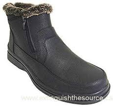propet s boots canada propet m3786 cold weather blizzard ankle zip s boots free