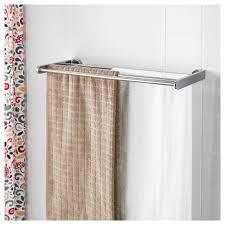 Swinging Curtain Rods For Doors by Bathrooms Design Bathroom Towel Rack Bristow Triple Swing Arm