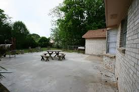 Concrete Patio Houston 113 Houston St Angleton Tx 77515 Har Com