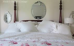 sissie u0027s shabby cottage loving my new shabby chic bedding