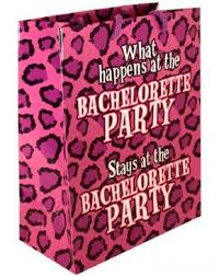 bachelorette party gift bags what happens at the bachelorette party gift