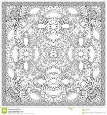 complicated coloring pages adults bing images mandala