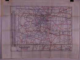 Map Of Colorado Cities And Towns Colorado Pocket Maps Clason Map Company And Other Publishing