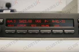 bmw e39 5 series mid radio display unit cluster repairs uk