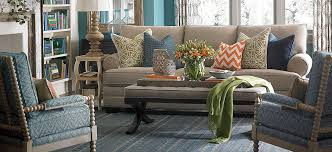 living room furniture ta fabric sofas and couches by bassett home furnishings