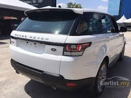 galaxy range rover land rover range rover sport 2016 hse 3 0 in selangor automatic suv
