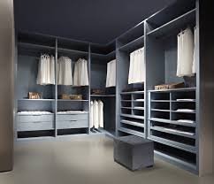 modern and fancy bedroom wardrobes and closets admirable grey