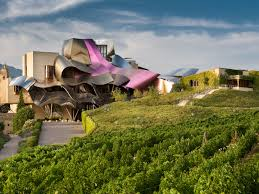 les hotels de siege hotel in elciego hotel marqués de riscal a luxury collection