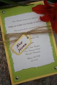 Housewarming Invitation Cards 61 Best Housewarming Images On Pinterest Gifts Housewarming