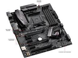 amazon black friday 129 asus asus rog strix b350 f amd atx motherboard slickdeals net