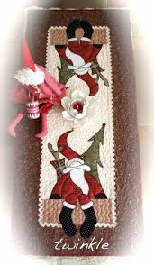 table runner quilting pinterest patchwork christmas