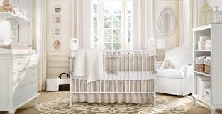 Decorate Nursery How To Decorate A White Nursery