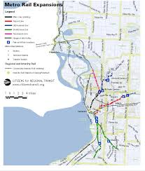 Boston Rail Map by Maps Of The Metro Rail Lines Citizens For Regional Transit