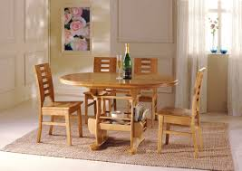 Dining Tables Modern Design Furniture Modern Wood Furniture Dining Table Set In Oval Shapes