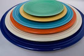 fiestaware egg plate ivory fiestaware 13 inch chop plate fiestaware pottery for sale