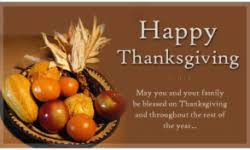 thanksgiving out of office message special day celebrations