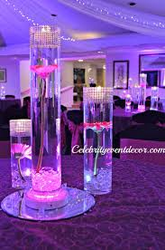sweet 16 centerpieces event decor banquet jacksonville fl balloon