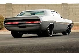 1970 dodge challenger matte black 1970 dodge challenger custom coupe 115919