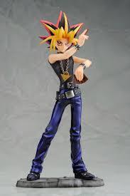 yugi yugioh figure