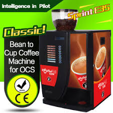Table Top Vending Machine by China Bean To Cup Coffee Machine For Ocs Table Top Vending Coffee