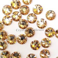 144 swarovski 2058 5ss crystal flatbacks rhinestones nail art 1 8