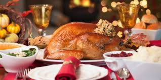 myrtle restaurants with thanksgiving meals for 2017