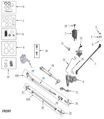 xj cherokee replacement steering 4 wheel parts